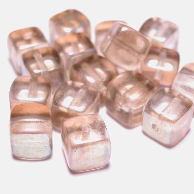 bohemian kubus 7 mm platinum