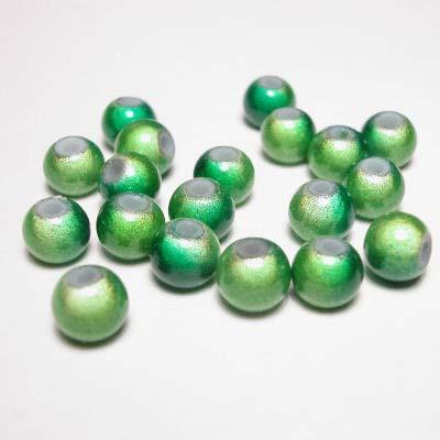 miracle bead groen 6 mm