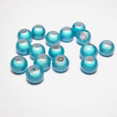 miracle bead turkoois 6 mm