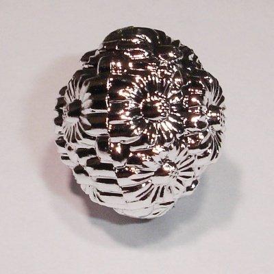 metal look bloem 18 mm