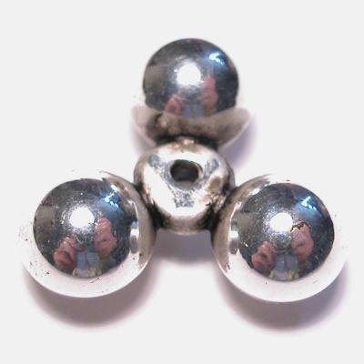 metal look kraal 3-kogel 7 mm