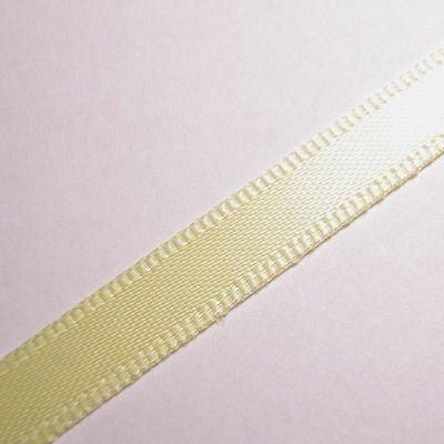 satijnlint 7 mm zachtgeel