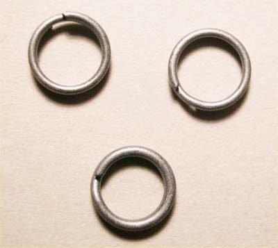 splijtring oudzilver 6 mm