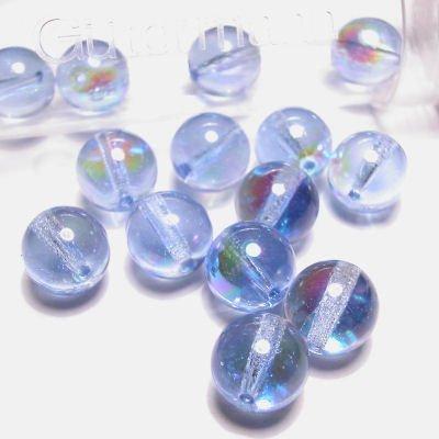 regenboogparels 8 mm kleur 6660