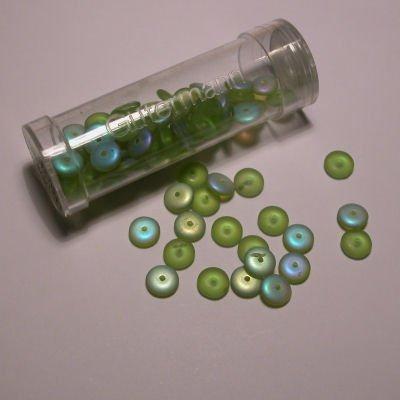 schijfparels 6 mm kleur 8320