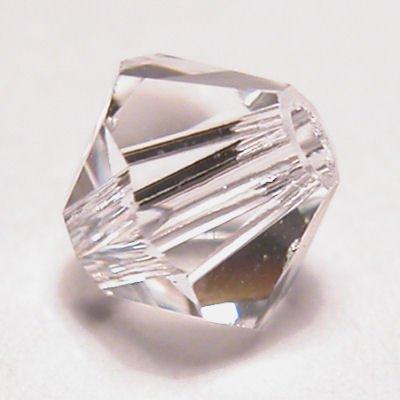 swarovski facet 4mm crystal