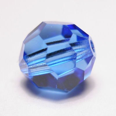 swarovski rond  4mm sapphire
