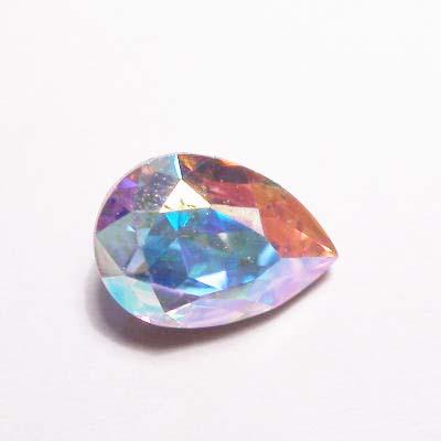 similisteen druppel crystalAB 10x7 mm