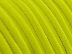 elastisch draad/stiek 3 mm fluor geel