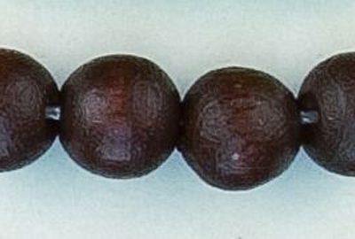 rond bruin 6 mm