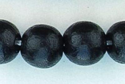 rond zwart 8 mm