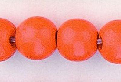 rond orange 8 mm