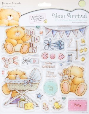 Clear stempel Forever Friends