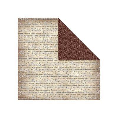 scrapbooking papier Vivi Grada Oslo 2 30,5x30,5 cm