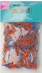 Joy! Band-it! elastiekjes blue-orange