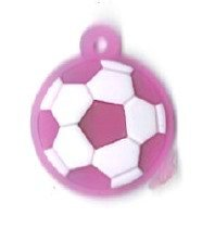 Add-ies voetbal roze