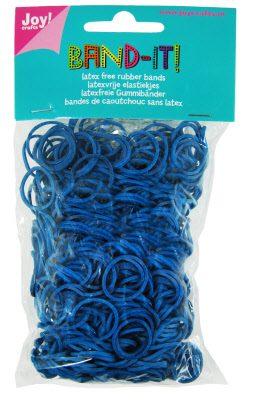 Joy! Band-it! elastiekjes kerst blauw